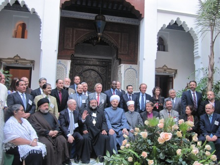 Religious leaders from MidEast, North Africa