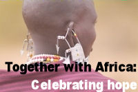together with africa